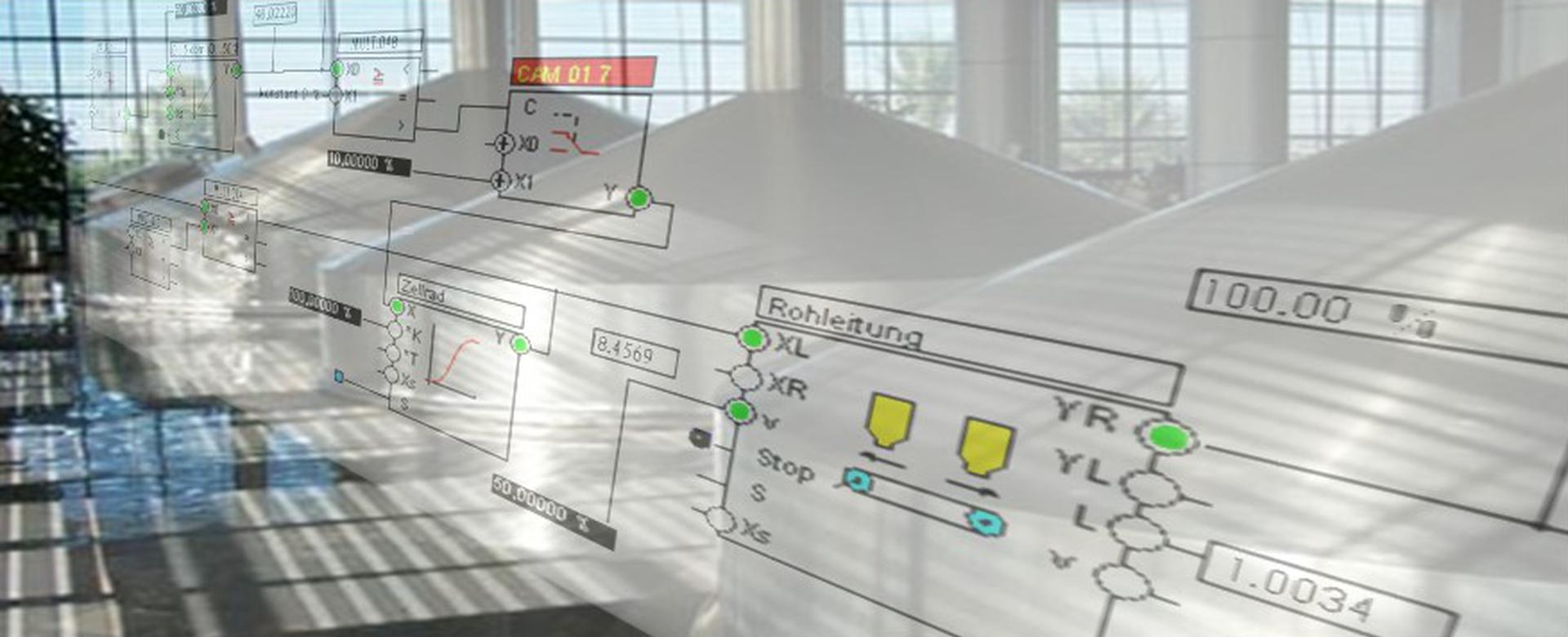 PCS-Sim Simulation