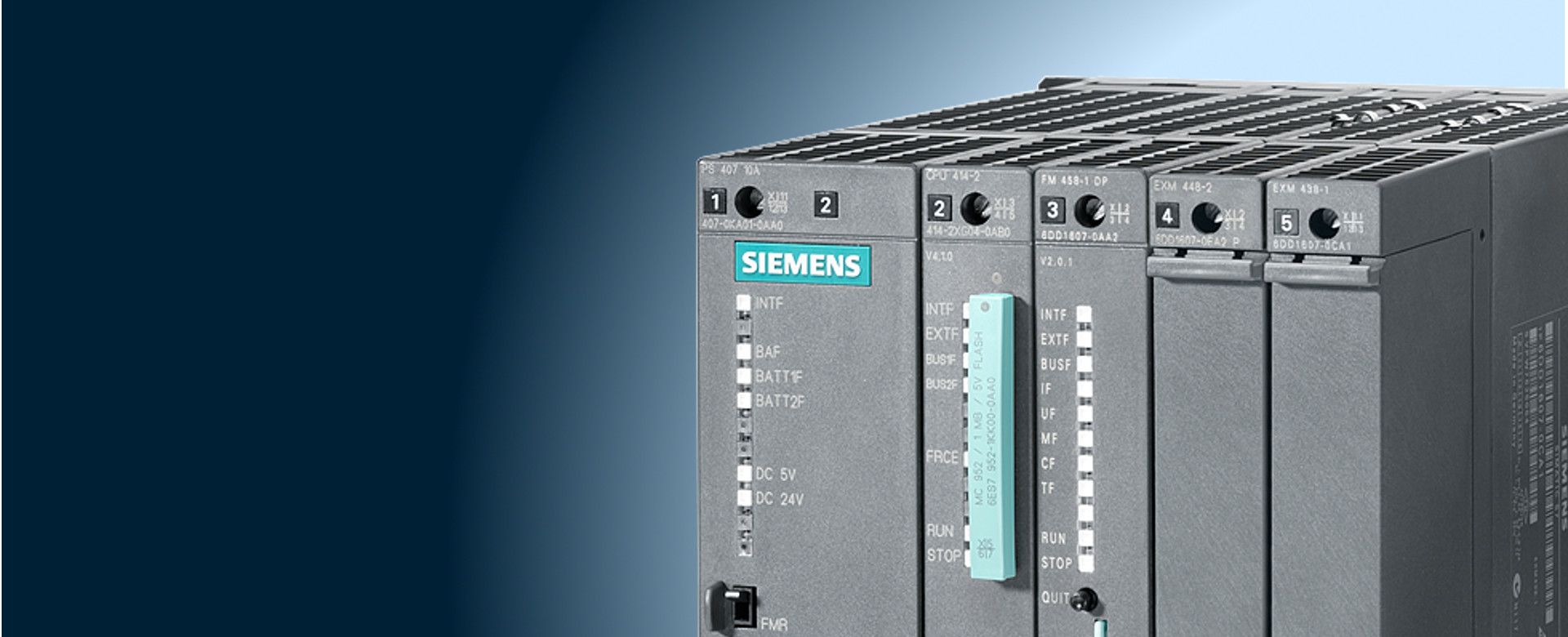 SIMATIC S7-400 - BRAUMAT Features
