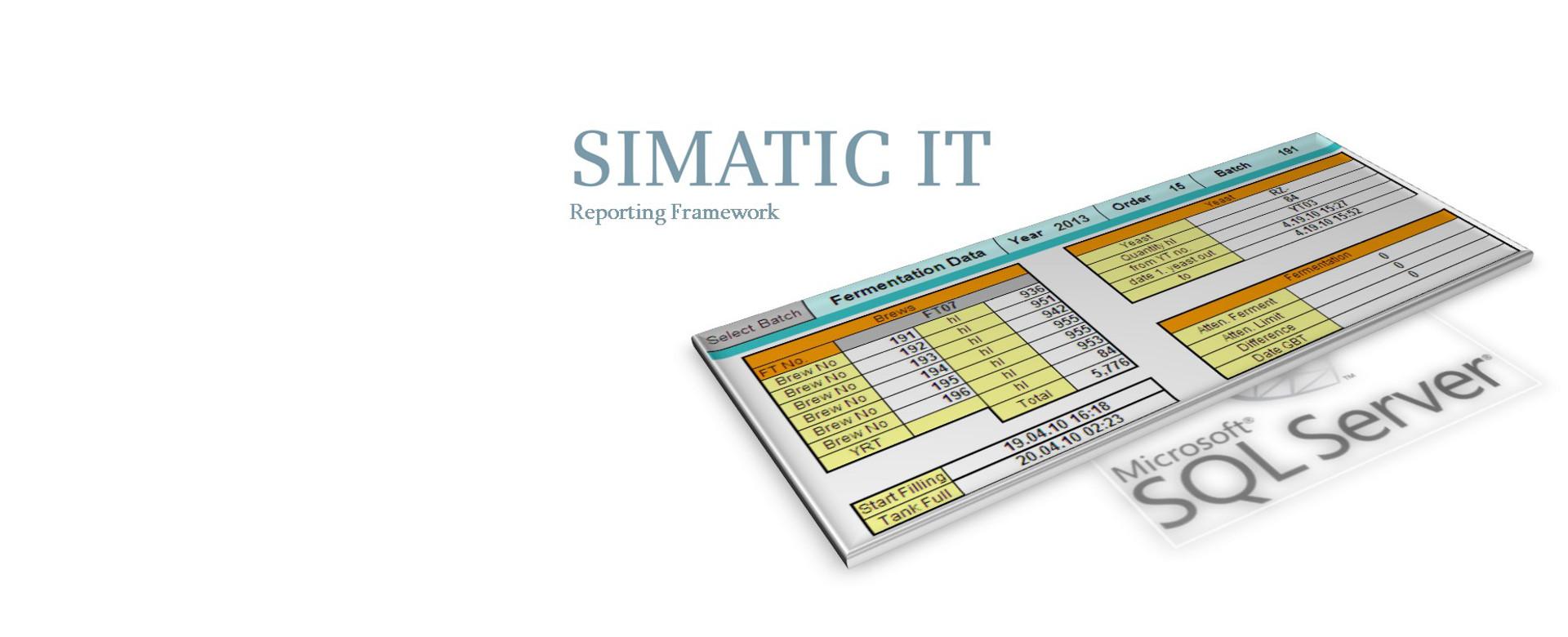 BRAUMAT SQL Custom Reporting
