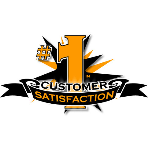 Nr. 1 in Customer Satisfaction