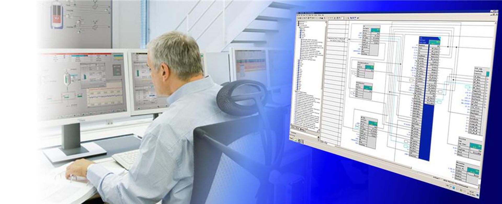 SIMATIC PCS 7 Process Control Room and CFC Chart - SIMATIC PCS 7 BRAUMAT