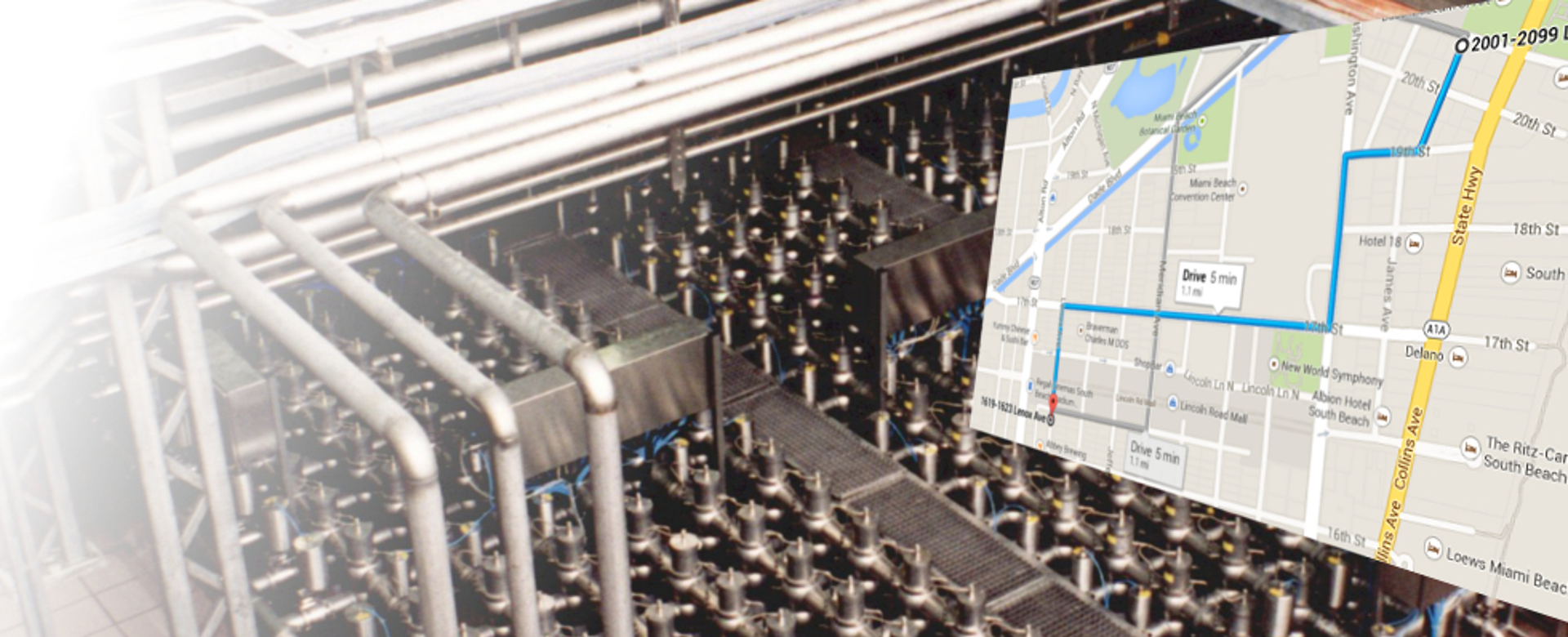 Valve Block Routing