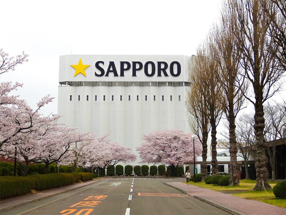 Sapporo Sendai Brewery picture